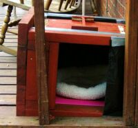 Read More About Vicki S Setups For Outdoor Cat Shelters With Additional Pictures At Our Forum Http Wvcatsforum Tuxedocatwebs Index Php Topic 1190 0